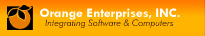 Orange Enterprises, Inc. - Return to Home Page